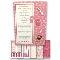 Download - Card Kit - Valentine's Hot Chocolate