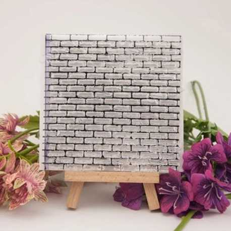 Clear Stamp - Brick Wall (1pc)