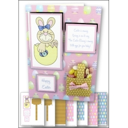 Download - Card Kit - Easter Bunny & Eggs