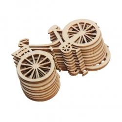 Wooden Bikes (10pcs)