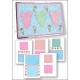 Download - Card Kit - Mini Origami Ice-Cream Swimsuits