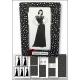 Download - Card Kit - Fashion Lady Black