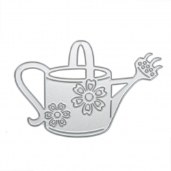 Printable Heaven die - Watering can (1pc)