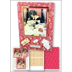 Download - Card Kit - Christmas Present Wrapping