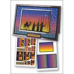 Download - Card Kit - Wise Men Pyramage