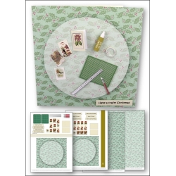 Download - Card Kit - Crafty Christmas Cardmaking
