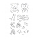 Clear Stamp set - Baby (9pcs)