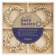 Wooden Shapes (20pcs) - Wreaths (PMA 174692)