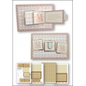 Download - Card Kit - Waterfall Antique Mum Mother's Day Card