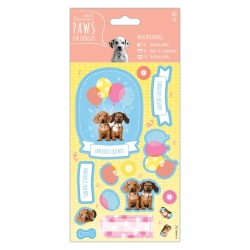 Mini Decoupage - Paws for Thought, Fabulous Friends (PMA 169142)