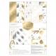 A4 Ultimate Die-cut & Paper Pack (48pk) - Modern Lustre (PMA 169147)