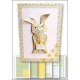 Download - Card Kit - Origami Easter Bunny Pastel Green