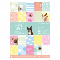 A5 Paper Pack (26pk) - Paws for Thought (PMA 160253)