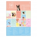 A5 Ultimate Die-cut & Paper Pack (48pk) - Paws for Thought (PMA 160254)
