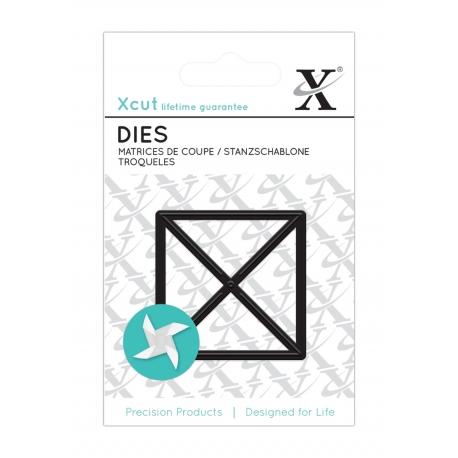 Mini Die (1pc) - Pinwheel (XCU 503621)
