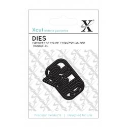 Mini Die (1pc) - Hello (XCU 503624)