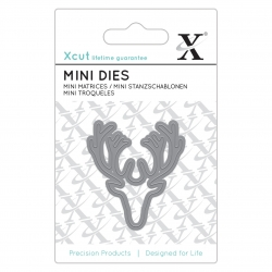 Mini Die - Stag Head (XCU 503652)