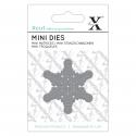Mini Die - Snowflake 1pc (XCU 503653)