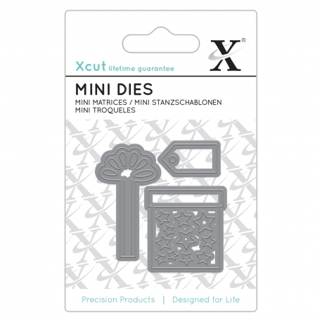 Mini Die - Present (XCU 503657)