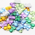 10mm Butterfly Gems - Assorted (50pcs)