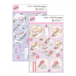 Die-cut Decoupage 2 pack (ANT 169753/56)