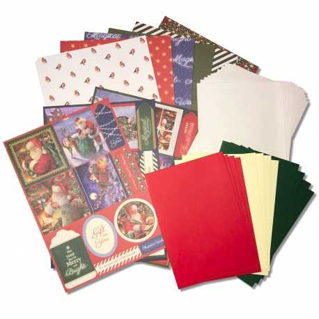 A Christmas Wish Card Making Kit