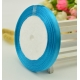 6mm Satin Ribbon - Sky Blue (25 yards)