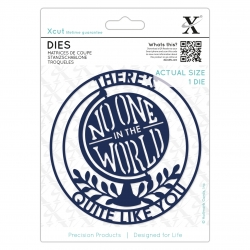 Dies (1pc) - There's No One in the World (XCU 503118)