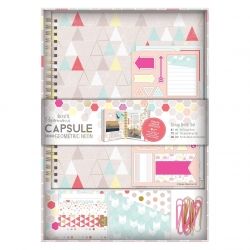 Scrap Book Set - Geometric Neon (PMA 105351)