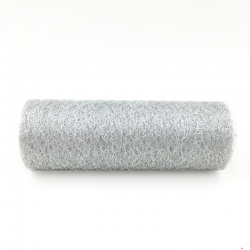 Angel wire roll - Silver (15cm x 5 yards)
