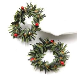 Mini Christmas Wreaths (5)