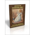 Download - 50 Image Graphics Collection - Alice in Wonderland