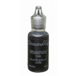 Dovecraft Glass Paint - Black (DCBS134)