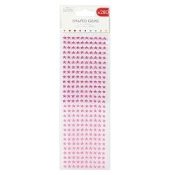Simply Creative Star Gems - Pinks (SCDOT115)
