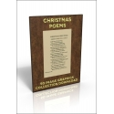 Download - 50 Image Graphics Collection - Christmas Poems