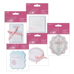 Embellished Topper 5-pack (PMA 006/10/11/12/13)