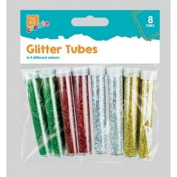 Glitter Tubes - Christmas (U-80867)