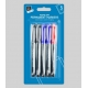 Rapid Dry Permanent Markers 5 pack (STA1461)