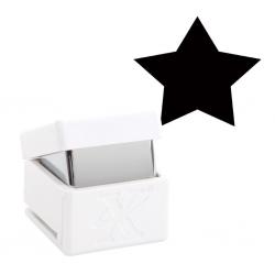 Medium Palm Punch - Traditional Star (XCU 261705)