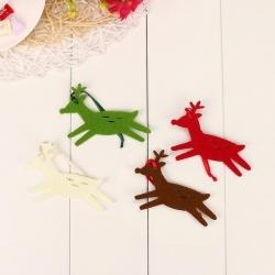 Felt Reindeer (10pcs)