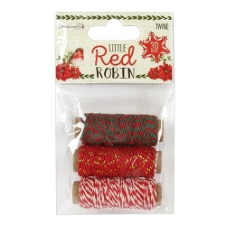 Dovecraft Little Red Robin - Twine (DCTWN007X18)