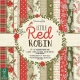 Dovecraft Little Red Robin - 6 x 6 Paper pad (DCPAP102X18)