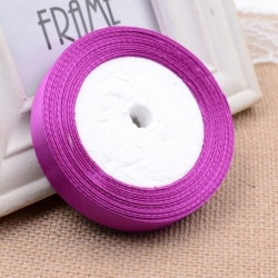 6mm Satin Ribbon - Magenta (25 yards)