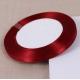 6mm Satin Ribbon - Dark Red (25 yards)