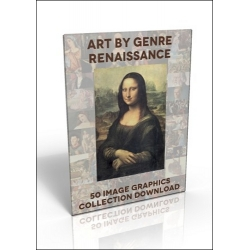 Download - 50 Image Graphics Collection - Art by Genre, Renaissance