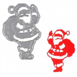 Printable Heaven die - Santa Waving (1pc)