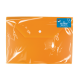 A4 Document Wallet, 2 Pack - Orange (STA1541)