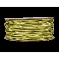 Christmas Elasticated Cord - Gold (XMA1725)
