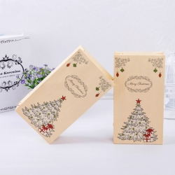 Christmas Tree Gift Bag (2pk)