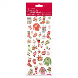 Christmas Stickers - Christmas Jumpers (PMA 804904)